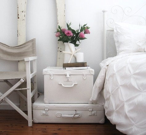 Alternative & Inspiring Bedside Tables