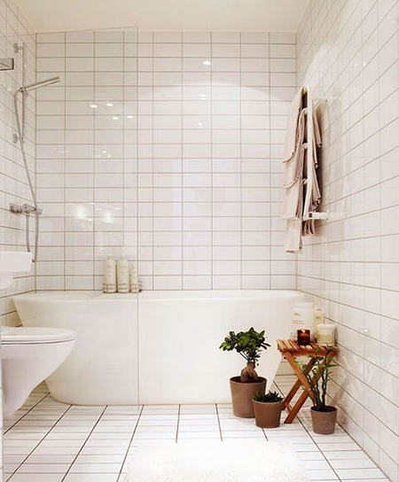 Which Direction To Lay Tile In Bathroom: How To Use Subway Tiles