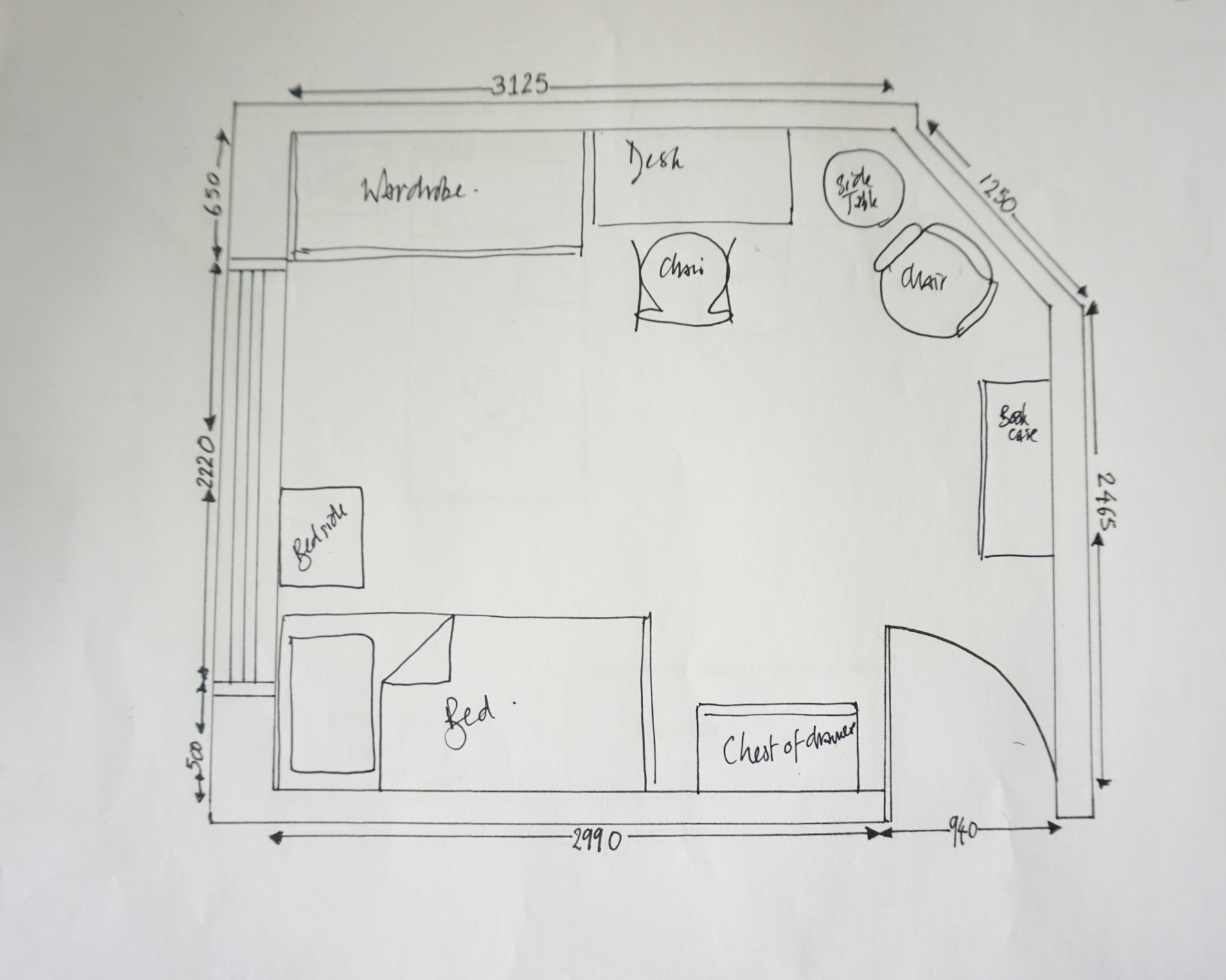 How to draw a floor plan like a pro the ultimate guide for Floor plan sketch