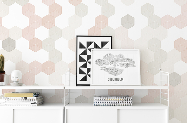 Your Guide To Using Pattern In Your Homes | Subtle pattern choices provide a calming environment to recharge and relax in. It's all about personal choice and it can even help set the mood for the rooms. in your homes