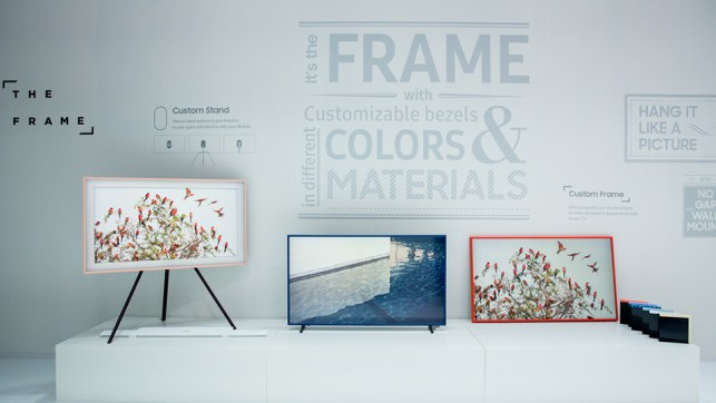 The Frame by Samsung - The Perfect TV For Non TV Lovers