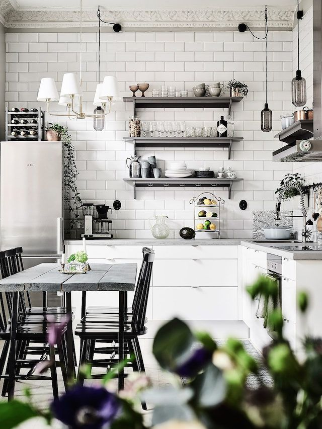 How To Make Your Kitchens Stylish Unique To You The Interior Editor