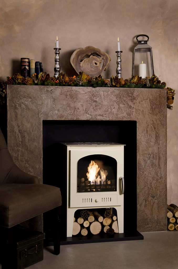 An Alternative Eco-friendly Fireplace - Bioethanol Fires - The Interior Editor