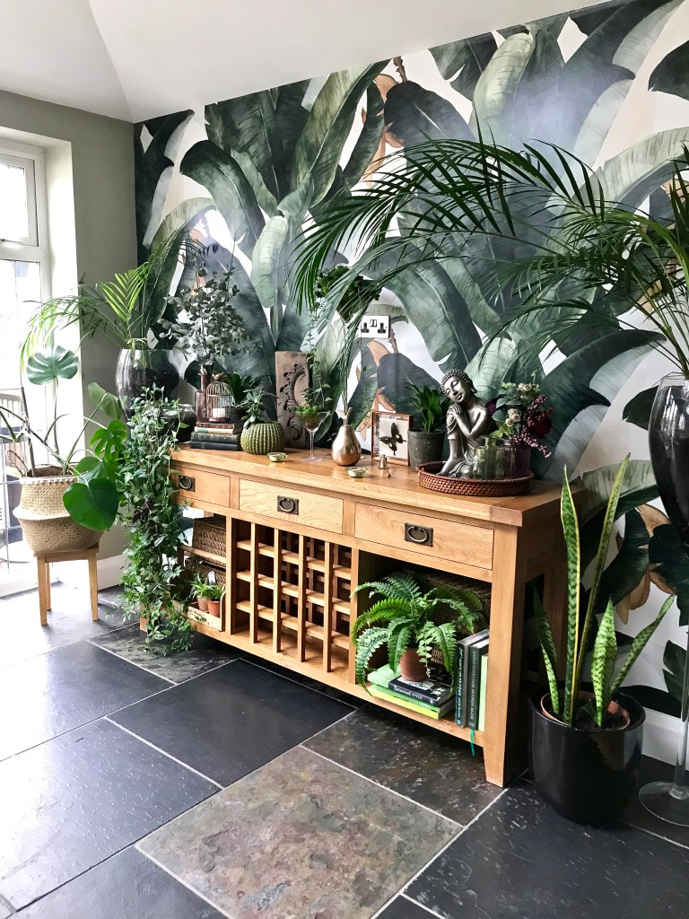 "The ""urban jungle"", a trend in decoration"
