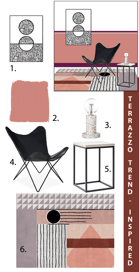 The Terrazzo Trend- Inspiration For Your Home