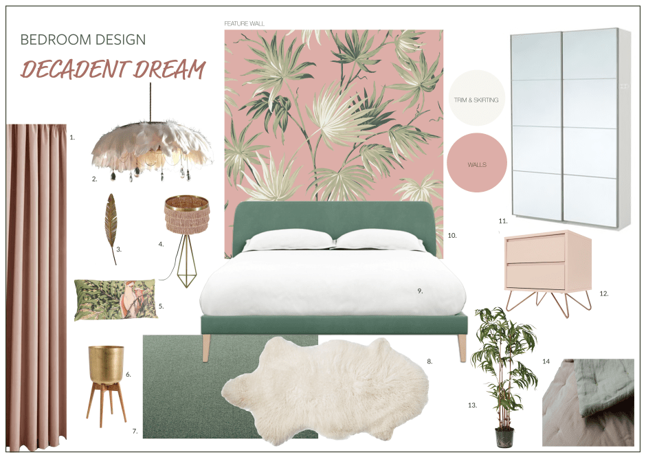 12 Essential Design Tips To Help Update ​Your Home | Bedroom Redesign Surprise Update & Moodboard Inspiration!