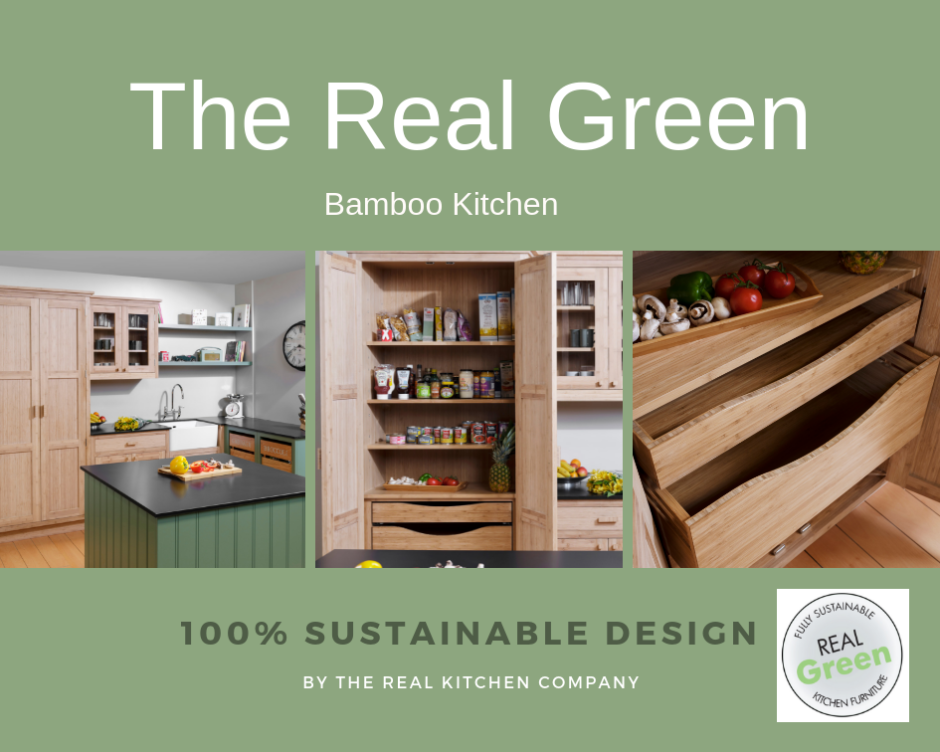 The Real Green Kitchen - 100% Sustainable Design