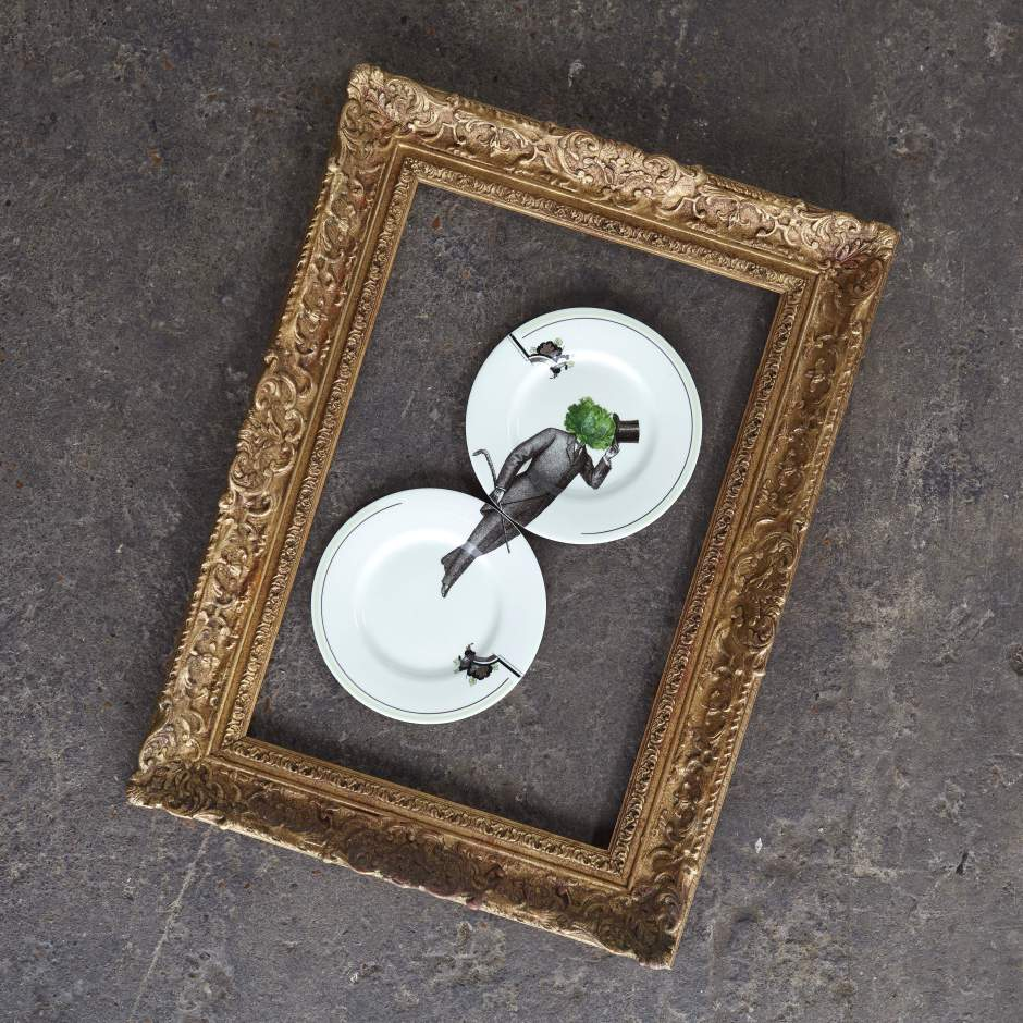 Alijoedesigns - Witty, Contemporary Plate Designs For The Best Dressed Walls & Tables