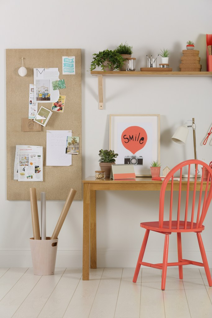 How To Use Living Coral - Pantone's Colour Of The Year 2019 | opt for smaller doses in the form of of statement seating. Whether that be adding a pop of colour to a neutral setting such as this office space above or a more dramatic luxe look with a velvet coral chair to add to a dramatic living room. Colour trends are something to consider when decorating our homes. They offer us the chance to rethink and assess our decor choices and consider new possibilities.