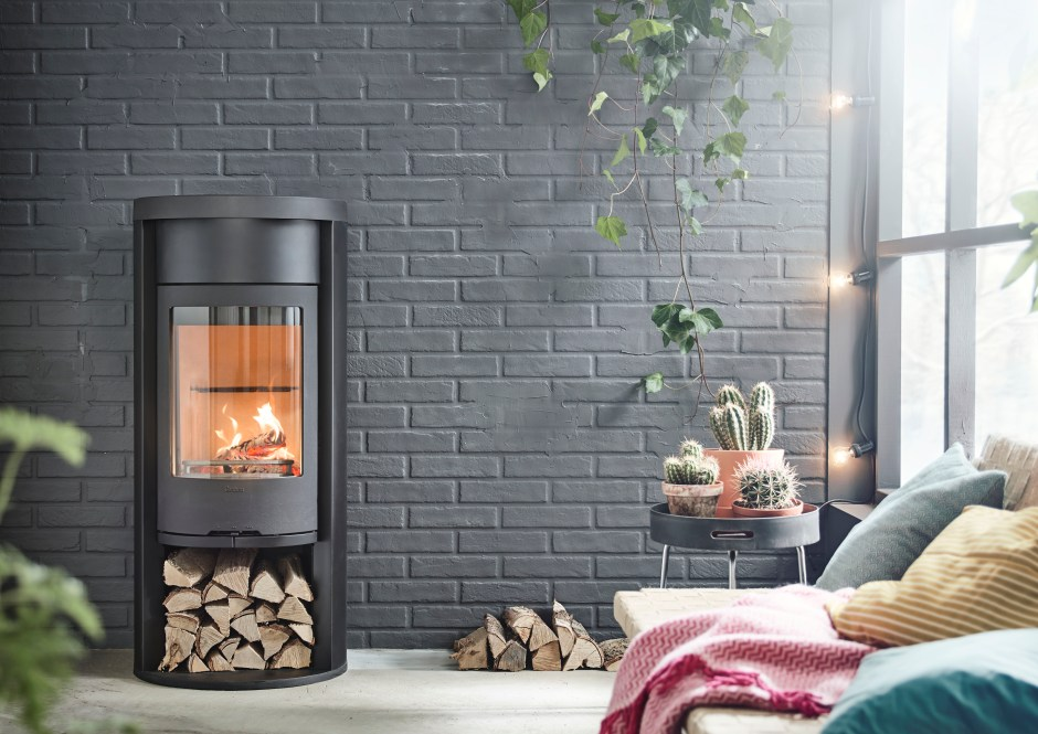 Ecodesign Ready Stoves by Contura | Using a modern, clean-burning, an Ecodesign-ready stove can reduce emissions by up to 90% compared to a traditional open fire. otect you and the environment from harmful emissions that some outdated heat sources create.