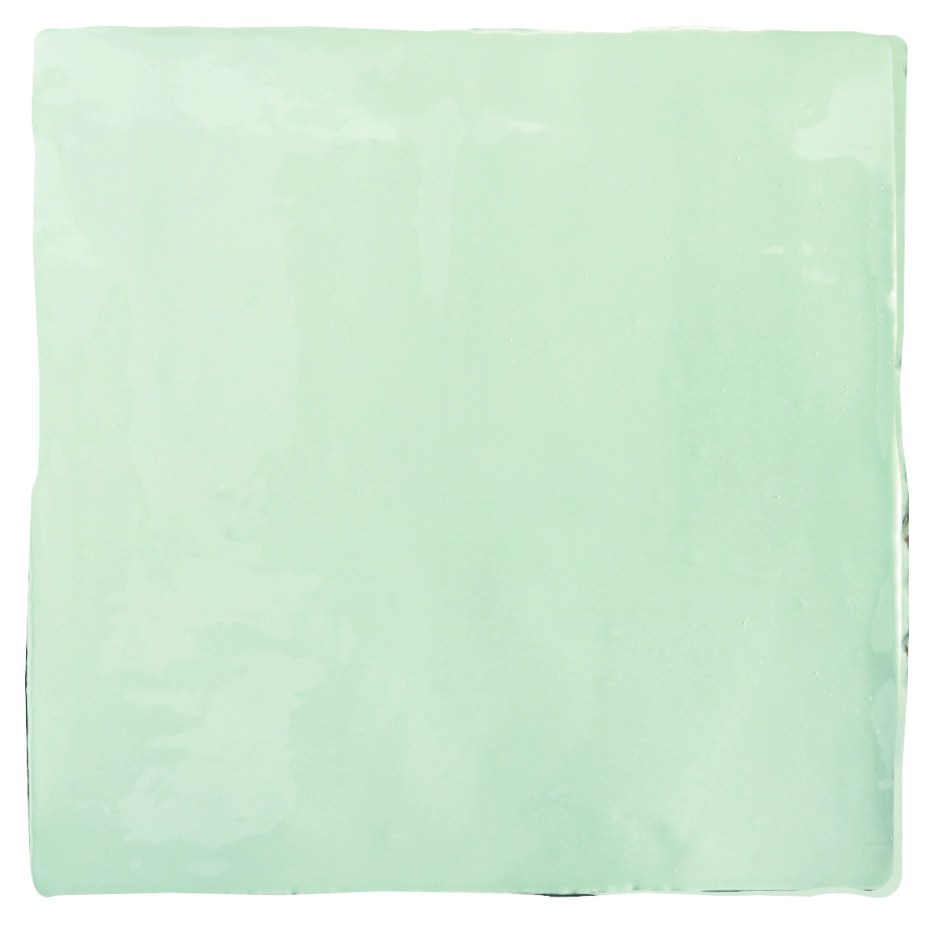 Neo Mint - The Colour of 2020 - Neo Mint tile perfect for adding a clean fresh look to bathrooms and kitchens alike.