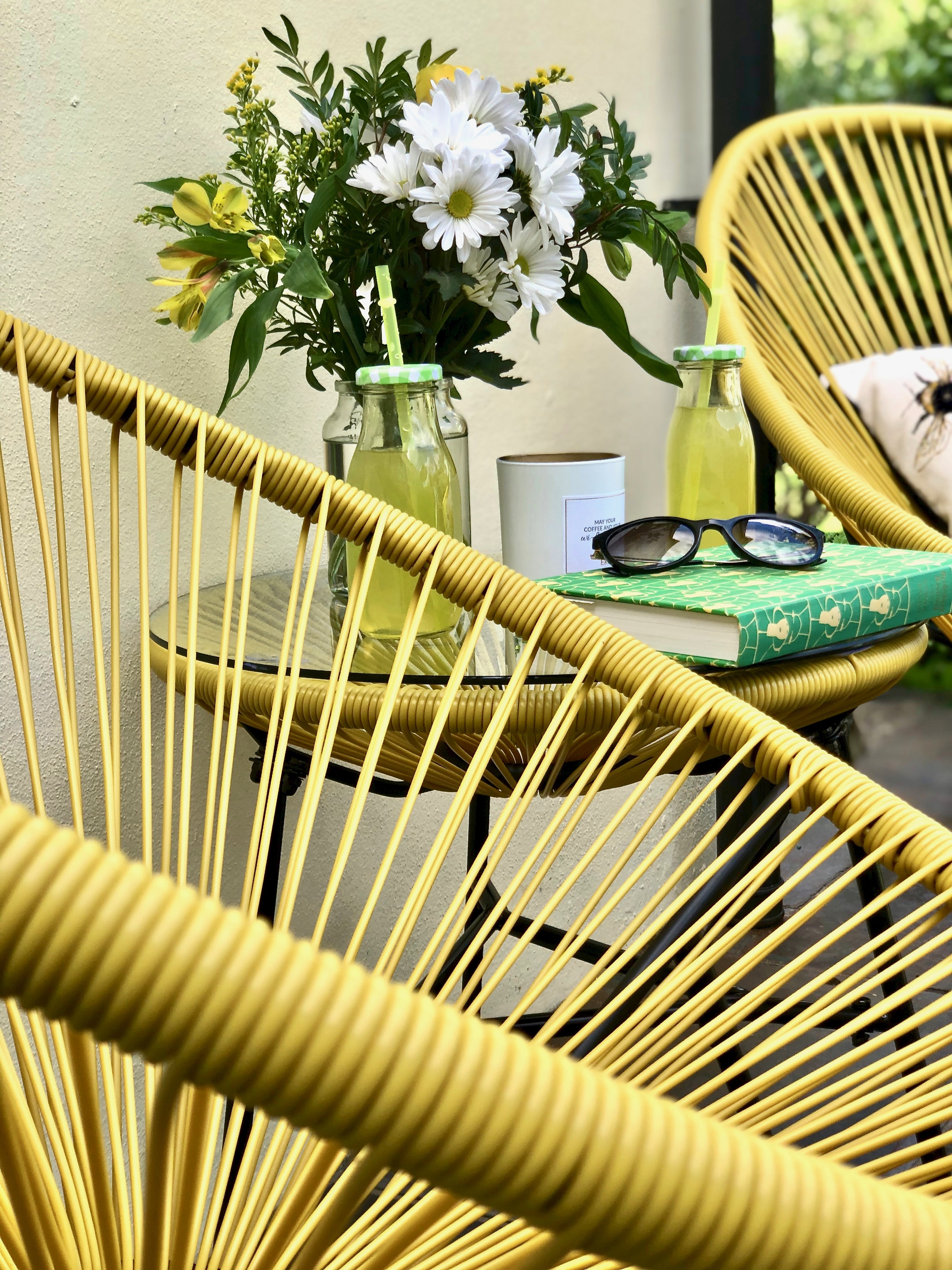 The Perfect Affordable String Garden Furniture - The Interior Editor