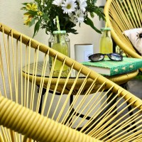 The Perfect Affordable String Garden Furniture