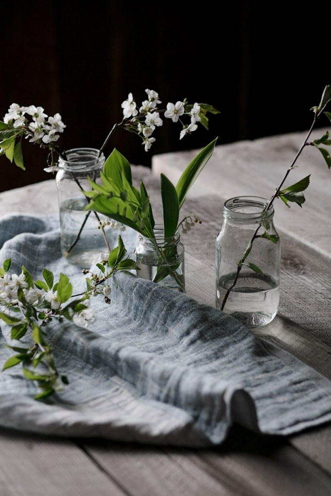 The Natural Environment, Biophilic Design, Our Homes & Our Wellbeing | Whilst some of you might opt for bold or delicate florals others will prefer to keep it simple with less obvious attributes that mother nature has bestowed upon us such as warm cosy wool, linens, wood and polished marble.