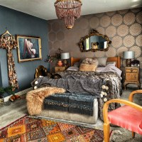 The Unique & Glamorous Maximalist Home of Sarah Parmenter Upcyclist Extraordinaire​