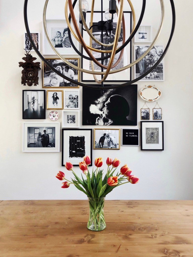 Boho Scandi Home Tour & Interview - Miquela Raiche | Miquela aka @greathonourgoods home is beautifully curated with a mixture of vintage finds and well-loved pieces handed down from generations past.