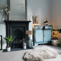 The Rustic Modern & Eclectic Home of Furniture Upcycler - Gareth Young