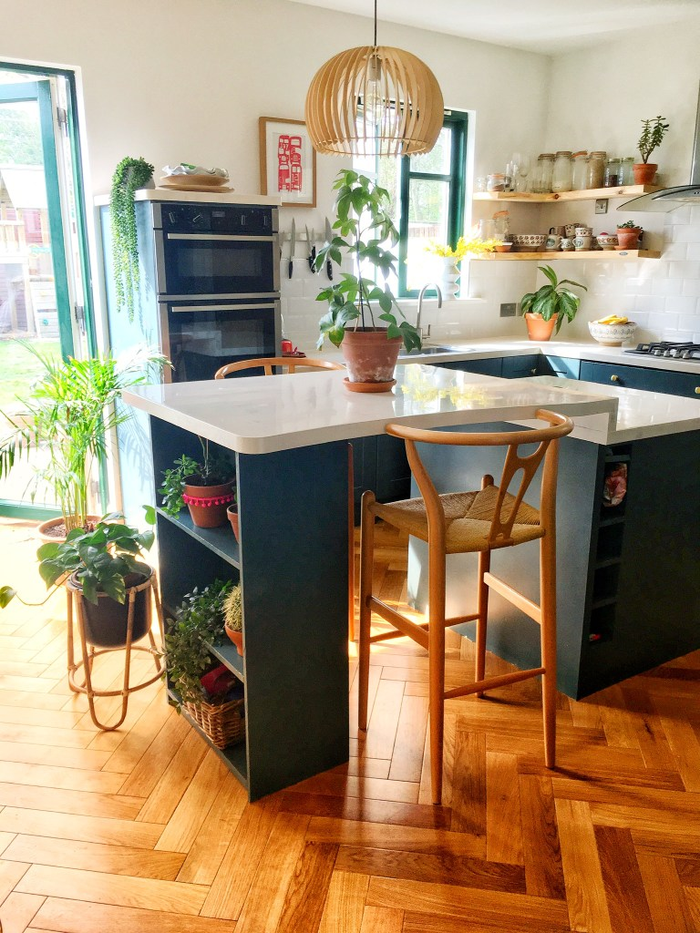 The Creative Eclectic Family Home of Aisling Kelly | kitchen