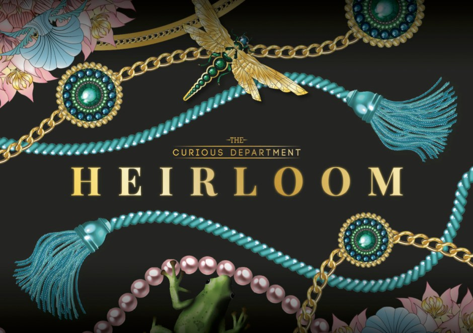 Heirloom - Jewellery For Your Home - The Curious Department