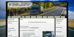 Timber Products of Iron Mountain