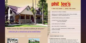 Phil and Lee's Homes
