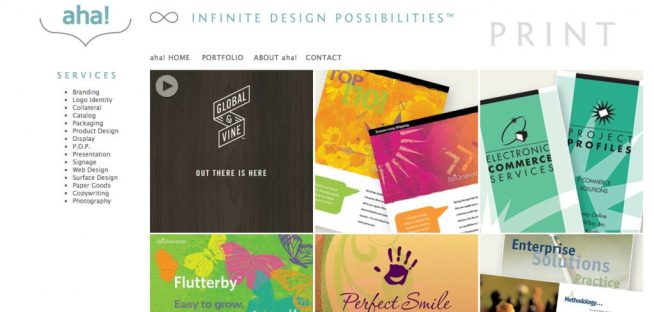 Print Graphic Design