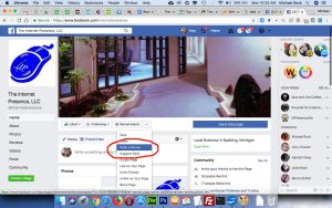 The Internet Presence review on Facebook