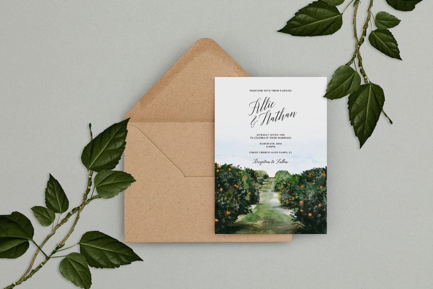 the 411 on invites from a wedding invitation designer the