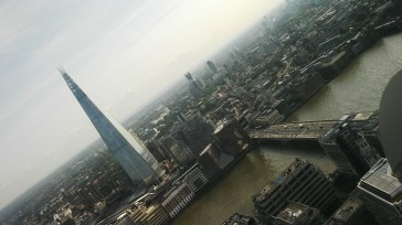 The Shard: Tallest building in the city
