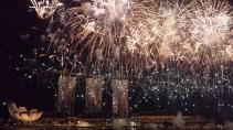 Spectacular Fireworks Display