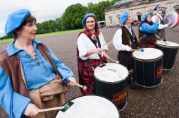 Drumming Brigade