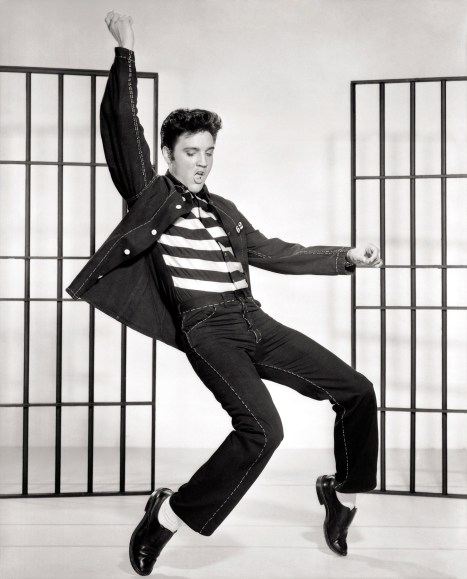 Elvis - Play the Music InterQuiz Today