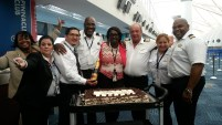 The Majesty Team thanked Intercruises for their help