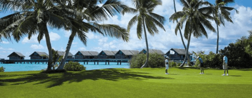 Designed and managed by Shangri-La Hotels and Resorts, Villingili Golf Course is nestled on 7.5 hectares and located at the southern end of Villingili Island.