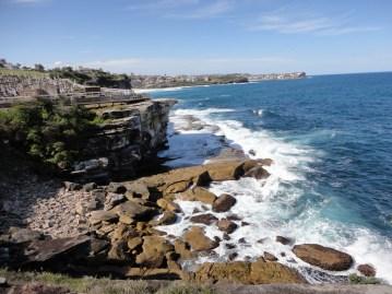 Enjoy amazing coastal views on the lesser known Coogee to Bondi cliff walk