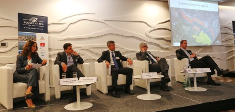 Full panel discussing Future Port Infrastructure Requirements