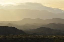 Amazing desert landscape / Credit: http://www.andalucia.org/
