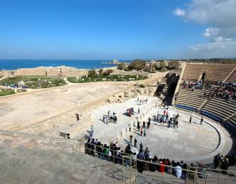 Theater of Caesarea