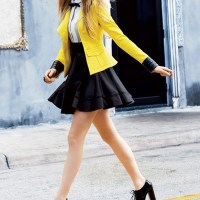 How to wear yellow ! Different styles and color combinations