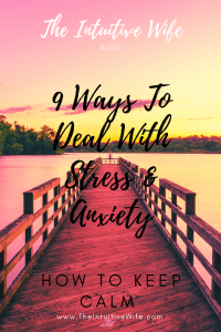 What to do when you're stressed