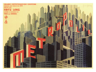 Metropolis - Also by Fritz Lang (1927)