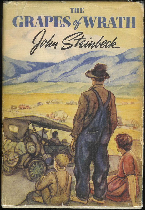 The Grapes of Wrath - John Steinbeck 1939