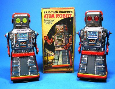 Atom Robot - Yoshiya 1964