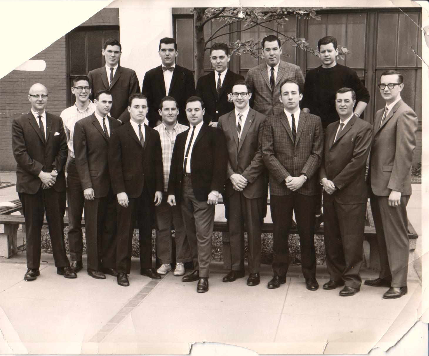 Ad Men 1960