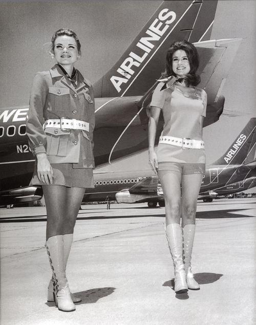 Hot Stewardesses