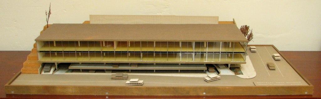1060 Wickett scale model 17