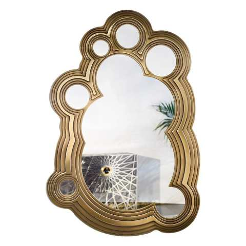 Mirror Intralucide IV by Erwan Boulloud