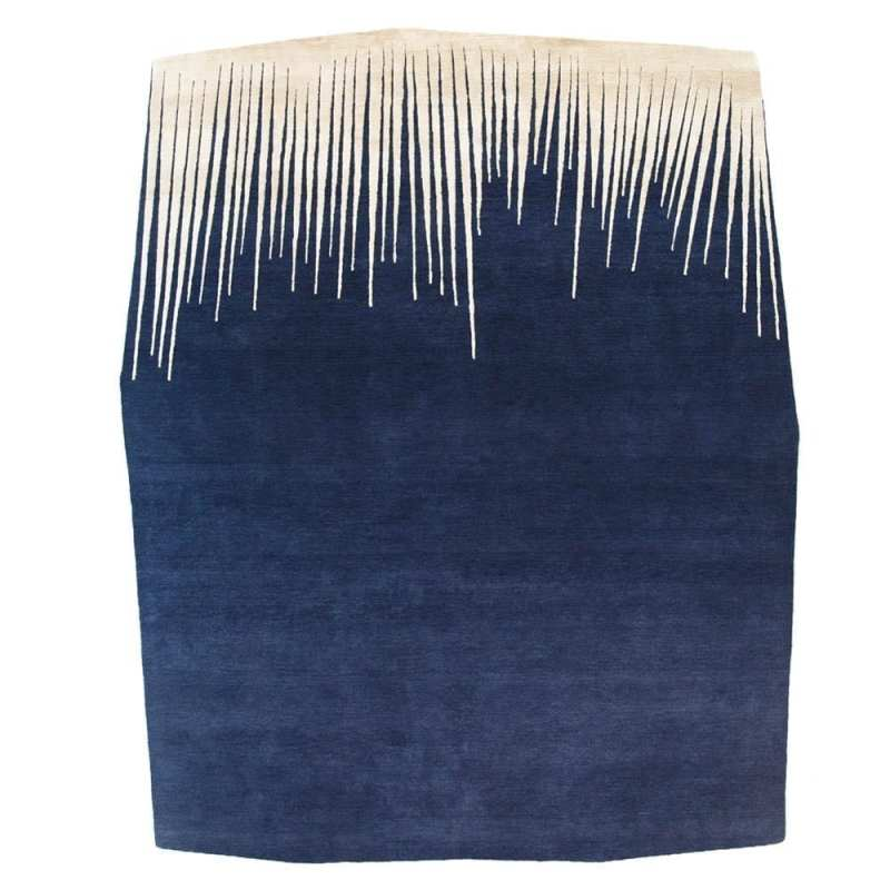 Peigne 1 Rug by Atelier Février - The Invisible Collection