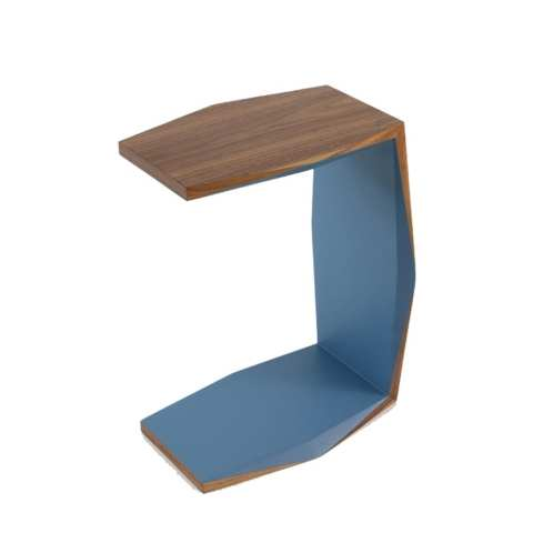 The Invisible Collection Origami C Occasional Table Nada Debs