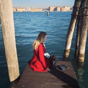 Rachel sat on a pier in Venice. The Invisible Hypothyroidism